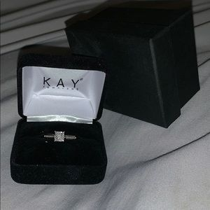 Kay Jewelers promise/engagement ring